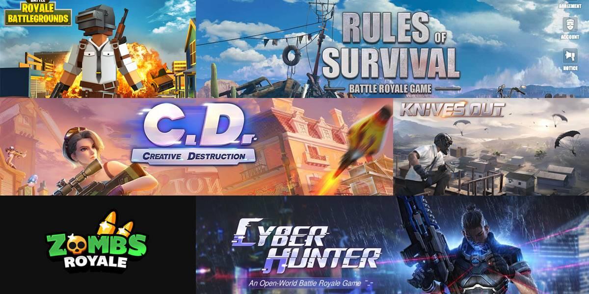 Los 8 Mejores Juegos Battle Royale Para Android 2020